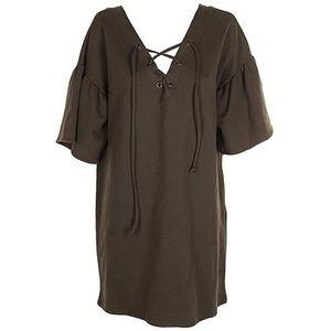 Sanctuary Mini Sweatshirt Dress